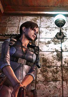 Only The Dead Survive, Jill Valentine - Resident Evil Revelations (2012)