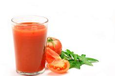 Las bondades de beber jugo de tomate (Click en la imagen)