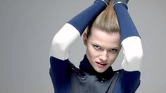 Lacoste Fall Winter 2012 Campaign for Women - Kasia