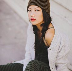 New photoshoot of Arden Cho   (Photoshoot ~> Autumn 2015) ❤️  I think it's my favorite one