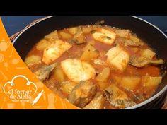 Cómo hacer arroz con bacalao y alcachofas, al estilo de Mariaje - YouTube