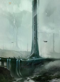 001 amazing concept art martindeschambault Hot Concept Art by Martin Deschambault