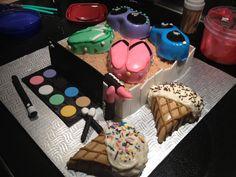 Gâteau girly Girly, Cake, Desserts, Food, Lady Like, Pie Cake, Meal, Girly Girl, Cakes
