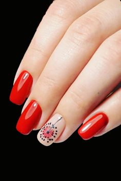 Most Vibrant Christmas Nail Art Trends Ever