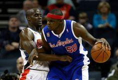 Zach Randolph - Los Angeles Clippers (2008-2009)