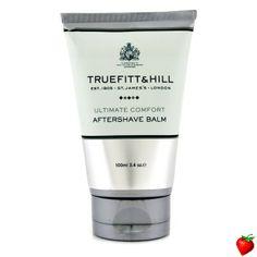 Truefitt & Hill Ultimate Comfort Aftershave Balm (Travel Tube) 100ml/3.4oz #Truefitt&Hill #MensSkinCare #AfterShave #Men #FREEShipping #StrawberryNET