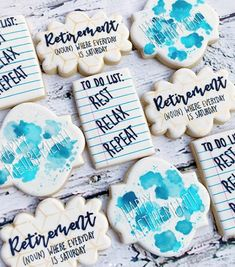Throwing a retirement party? These awesome ideas have a variety of careers covered, as well as great decorations and more for any retirement bash! #retirementparty #retirementpartyideas #partyideas