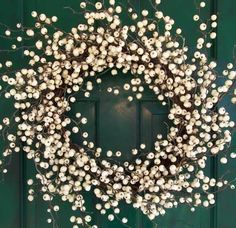 front door wreaths for all seasons | white winterberry wreath a wreath for all seasons refresh the