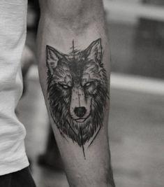 2017 trend Tattoo Trends - 40 Masculine Wolf Tattoo Designs For Men. - 2017 trend Tattoo Trends – 40 Masculine Wolf Tattoo Designs For Men… Check more at tattooviral. Trendy Tattoos, New Tattoos, Body Art Tattoos, Sleeve Tattoos, Cool Tattoos, Best Tattoos For Men, Wolf Tattoo Sleeve, Ankle Tattoos, Tribal Tattoos