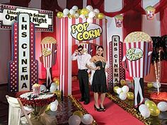 Create your own Hollywood red carpet with our hollywood party supplies and hollywood decorations such as hollywood invitations, balloons, hollywood theme tableware, personalized hollywood banners and hollywood party favors.