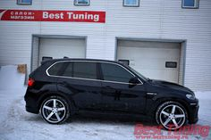 Best Tuning Beautiful BMW X5 Hamann Tycoon EVO