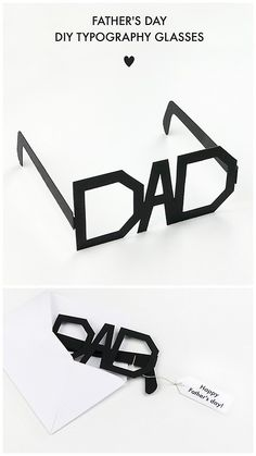 Diy Fathers Day Gles Printable From Mr Here Cute And Clever Father S