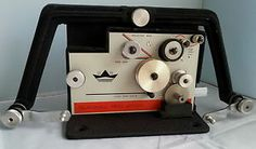 Glanvill Reid Sound Striper For Standard 8mm Super 8mm And Cine Film Reels