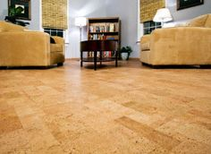 The Sound Absorbing And Easy To Clean Properties Of Cork Flooring Are Perfect For A Family Room Diffe Style Cuts