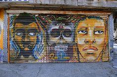 Tijuana Murals