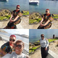 Having a great time in Malta , Maltese are amazingly warm, friendly and very helpful people, am loving it here. #Malta#LizLegunsen #friends #girliegetaway #fashionistas #dashiki #Africanprint #sunglasses #stylish #redhair #smiles #bythebay #funint