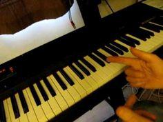 Swing piano lesson