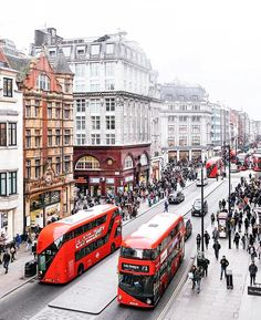 Oxford Street London #LondonCity