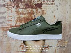 Trapstar X Puma Clyde Green White Copuon Code 3c35b52bf