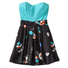 Xhilaration® Juniors Sleeveless Dress - Assorted Colors.Opens in a new window