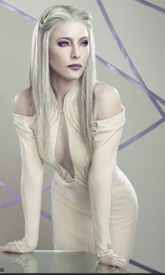 Anyone know where I can find a dress like this (Stahma from Defiance)? I've scoured the web and all of ASOS dresses. It's likely custom.
