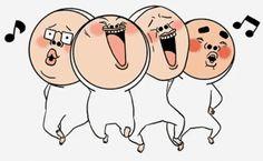 Emoticon, Emoji, Cartoon Building, Funny Drawings, Kawaii Stickers, Cute Characters, Cute Gif, Character Design, Animation