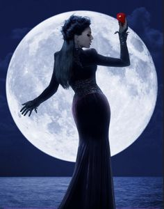 Lana Parrilla as The Evil Queen / Regina - Once Upon a Time