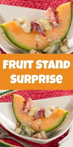 Our Fruit Stand Surprise tastes great no matter the time of year!