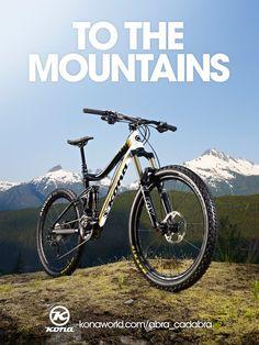 Raeff Miles / Kona 2K13 Bike Ads on http://www.themeatmarket.co