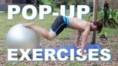 How to Pop Up Surfing - Exercises for Better Pop Ups - surfing /waves - Water Surfing, Surfing Tips, Surfing Videos, Pop Up, Surfing Lifestyle, Surf Training, Power Training, Attitude, Professional Surfers