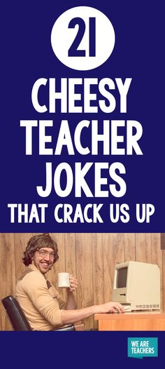 Teacher Jokes That Make Us Laugh Out Loud - WeAreTeachers humor 30 Cheesy Teacher Jokes That Crack Us Up Teaching Humor, Co Teaching, Teaching Quotes, Teaching Ideas, Teaching Reading, School Quotes, School Humor, School Stuff, Teacher Comments