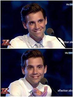Mika X Factor Italia 8
