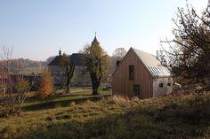dřevostavba v Roprachticích