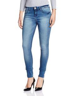 ef8e1af5 Jealous 21 Women's Slim Jeans (JY1973_Blue_34): Amazon.in: Clothing &  Accessories