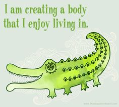 I am creating a body that... Weight Loss Affirmations at http://www.makeavisionboard.com/weight-loss-affirmations