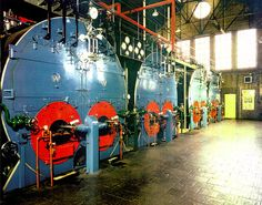 Ir.D.F. Woudagemaal (D.F. Wouda Steam Pumping Station), Netherlands