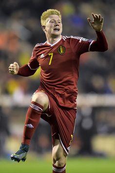 België - Israel : 2-0 door Kevin Debruyne!