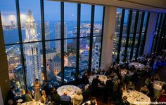Longwood Venues - State Room @ 60 State Street (past Bay Tower Room) located in the Financial District just outside of Faneuil Hall. Amazing views of Boston.