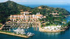 Wyndham Grand Bay Hotel Isla Navidad Resort  Manzanillo, Mexico...Honeymoon Memories~