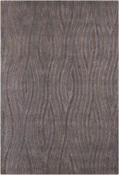 RugStudio presents Chandra Penelope PEN12901 Grey Area Rug