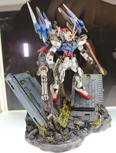 GUNDAM GUY: Gunpla Builders World Cup (GBWC) 2014 Singapore - Image Gallery [Part 4]