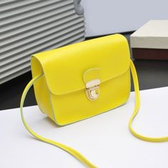 9.4$  Buy here - http://dibgz.justgood.pw/go.php?t=207118605 - Push Lock Flapped Cross Body Bag