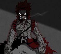 Boku no Hero Academia    Kirishima Eijirou