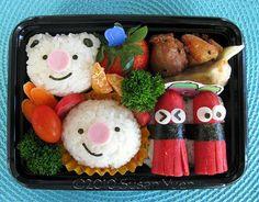 Bento lunches | Joy {Love} Create: Bento Box Lunches