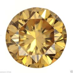 1.21 CT MOISSANITE VS1 CLARITY FANCY COLORED JEWELRY GEMSTONE LOOSE ROUND SHAPE