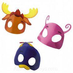 backyardigans masks.