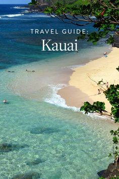 The Essential Travel Guide to Kauai via @PureWow