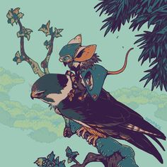 """村山竜大 on Twitter: """"霧… """" Art And Illustration, Fantasy Kunst, Fantasy Art, Art Sketches, Art Drawings, Bd Comics, Character Design Inspiration, Creature Design, Furry Art"""