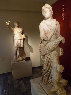 ΜΟΥΣΕΙΑ ΠΕΛΟΠΟΝΝΗΣΟΥ: Αρχαιολογικό Μουσείο Μεσσήνης, Μεσσηνία, Πελοπόννησος - 20 φωτ. του 2018 Greek, Statue, Art, Art Background, Kunst, Performing Arts, Greece, Sculptures, Sculpture
