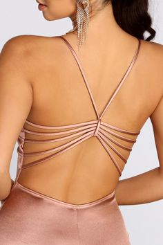 Phoebe Strappy Back Mermaid Dress – Windsor Dress Code Casual, Look Fashion, Fashion Design, Mode Style, Dress Codes, Dress Backs, Pretty Dresses, Blouse Designs, Designer Dresses
